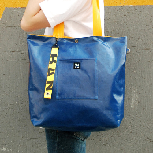 ECO BAG(L)_blue