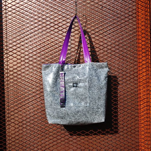 ECO BAG(L)_gray